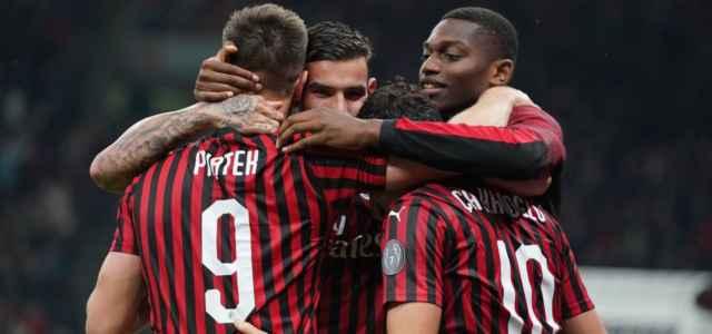 Milan gruppo