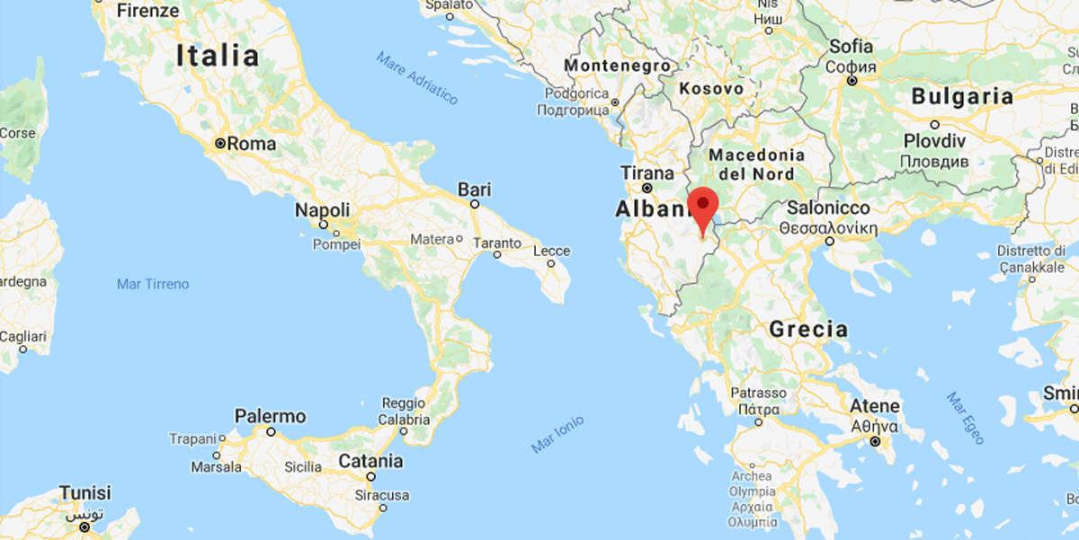 albania terremoto 2019