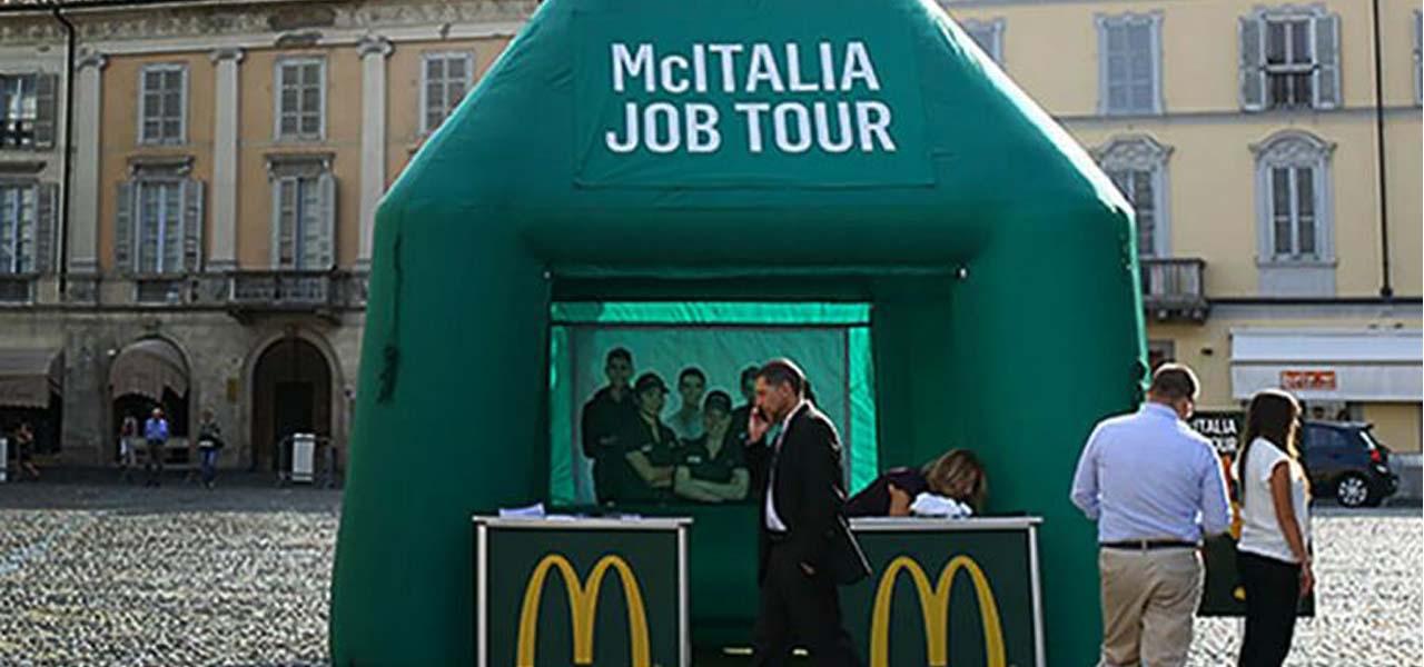 mcdonald sito