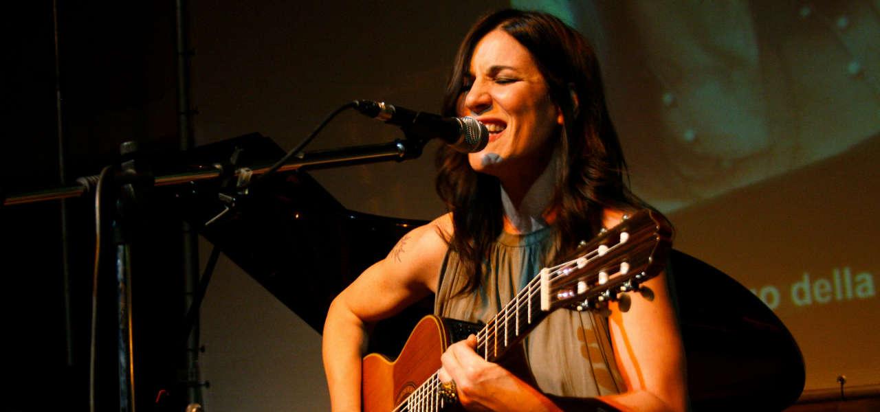 Paola Turci Concerto primo maggio
