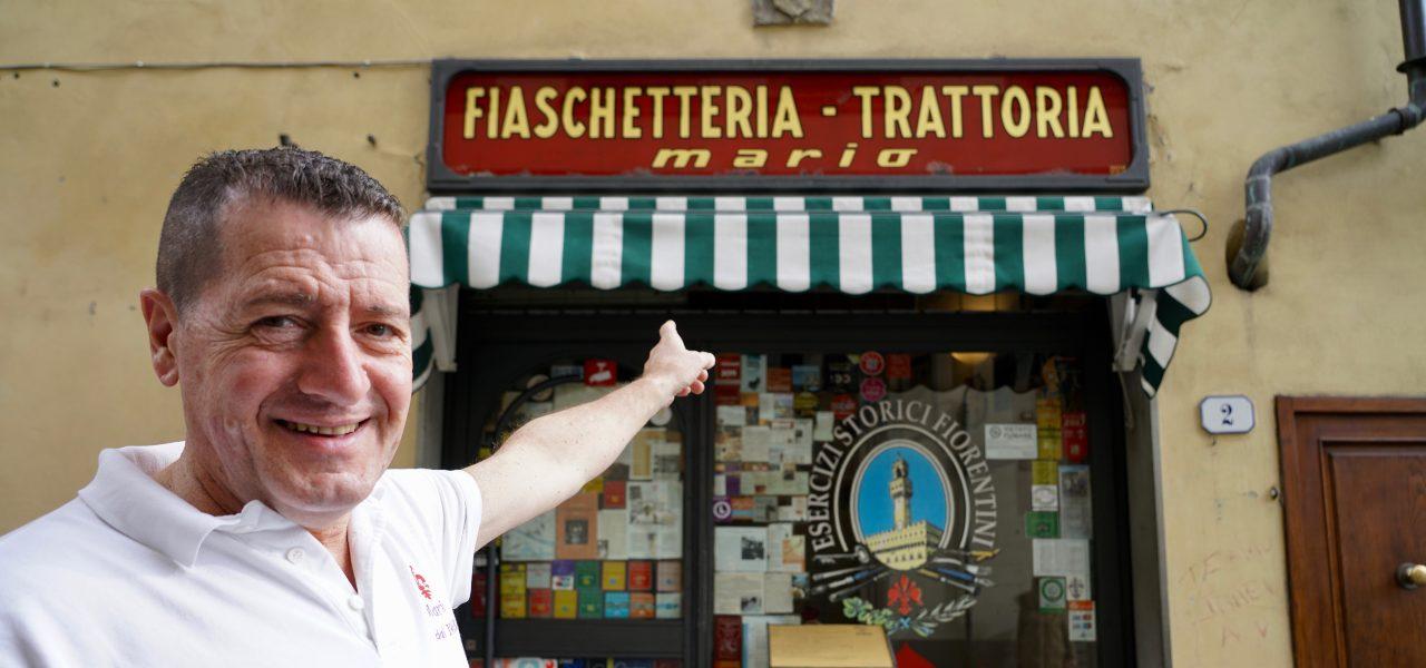 Alessandro Borghese 4 Ristoranti Firenze Trattoria Mario Sky