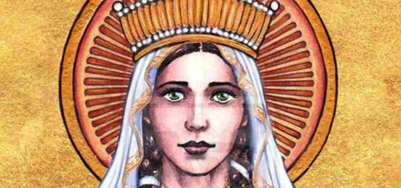 santa margherita 2019 iconografia