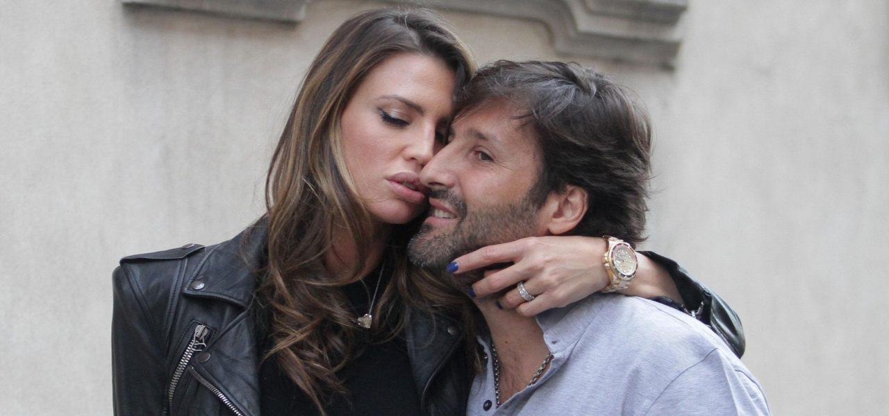 Claudia Galanti e il marito Arnaud Mimran