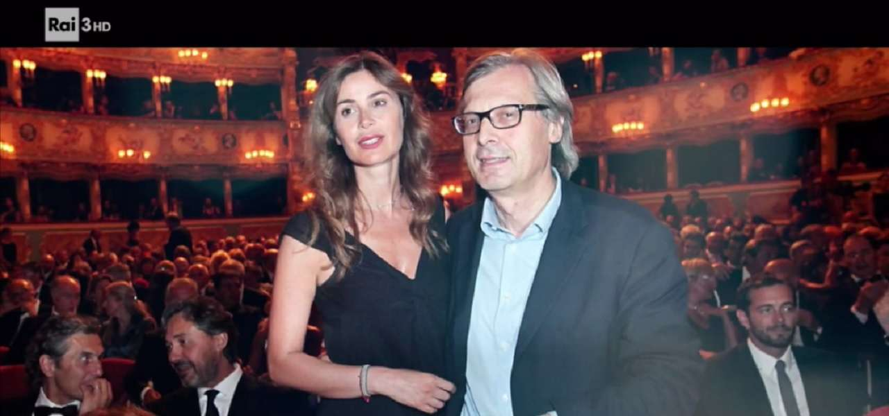Sabrina Colle moglie Vittorio Sgarbi