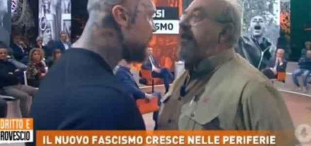 Vauro e neofascista