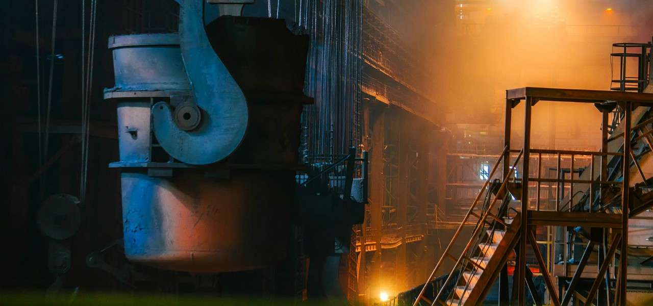 industria lavoro acciaio altoforno 1 pixabay1280