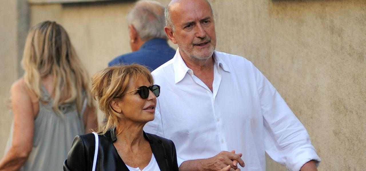 Jacques Charmelot e Lilli Gruber
