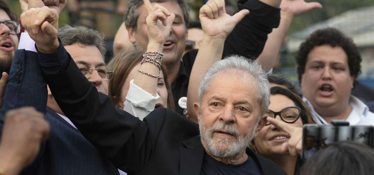 lula libero brasile 2019 lapresse