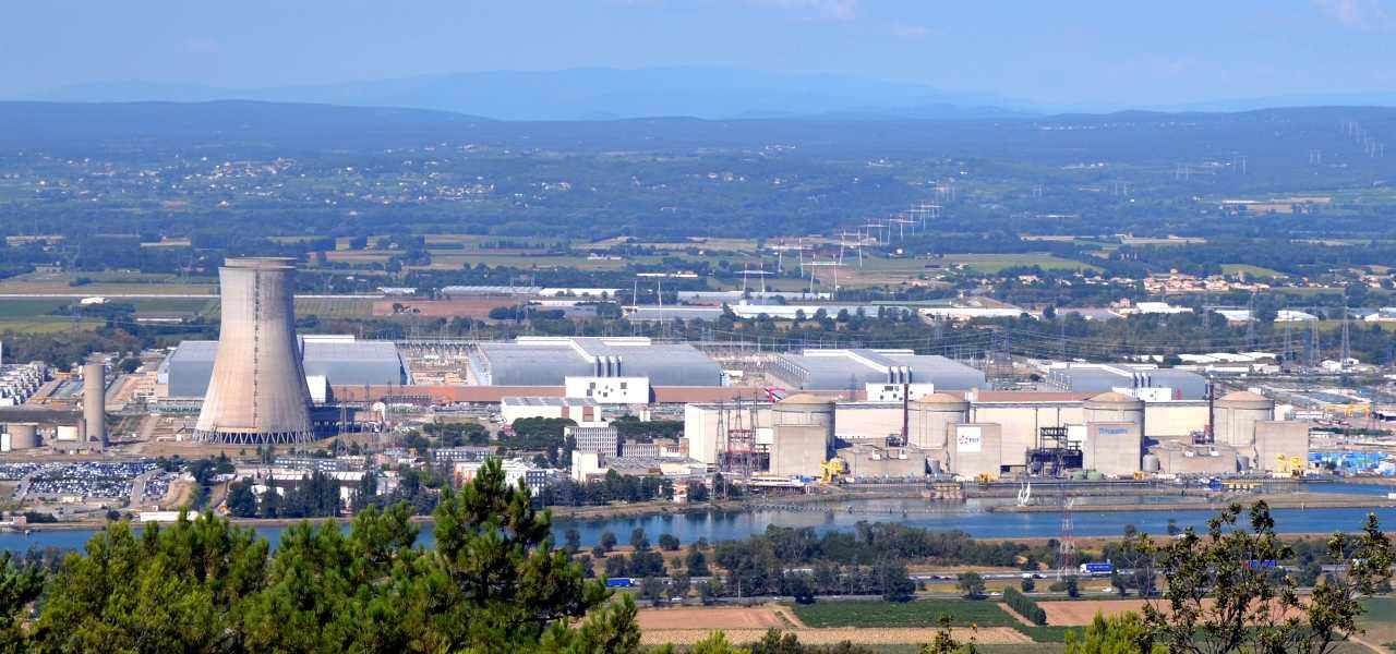 centrale nucleare tricastin wikipedia