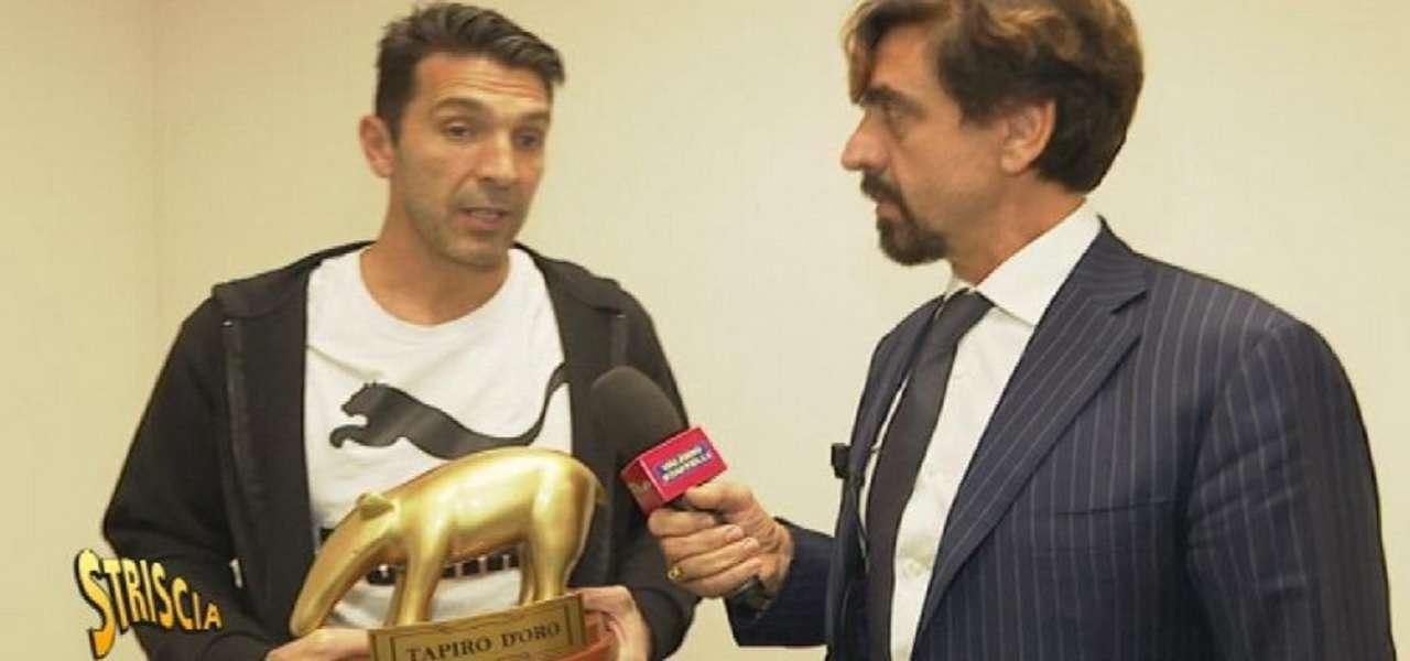 Tapiro d'oro Gigi Buffon