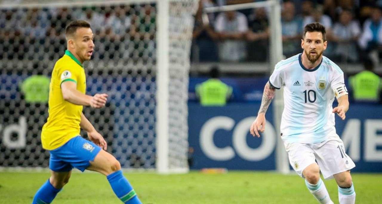 Arthur Messi Brasile Argentina lapresse 2019
