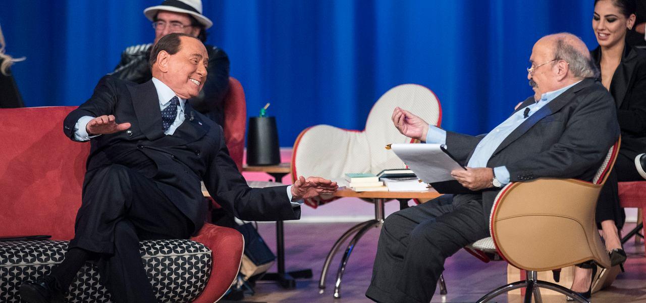 Berlusconi al Costanzo Show