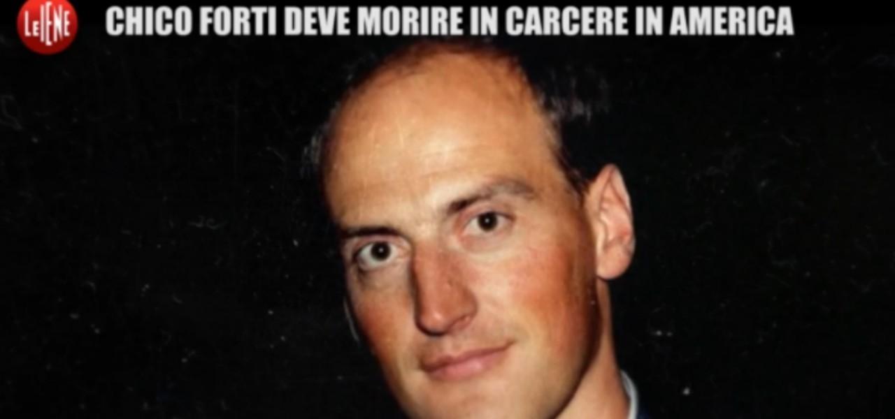 """Chico Forti, innocente all'ergastolo in Usa?/ Video Le Iene: """"Carcere ..."""
