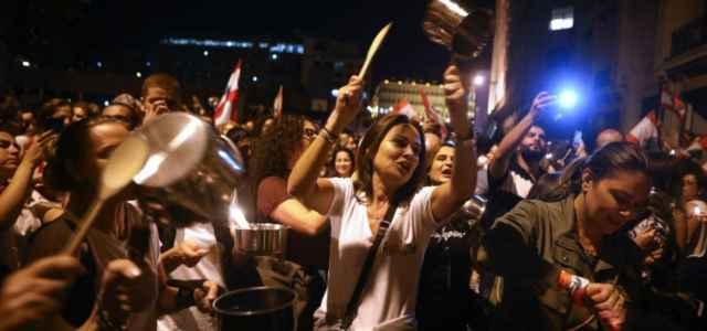 libano protesta 2 lapresse1280 640x300
