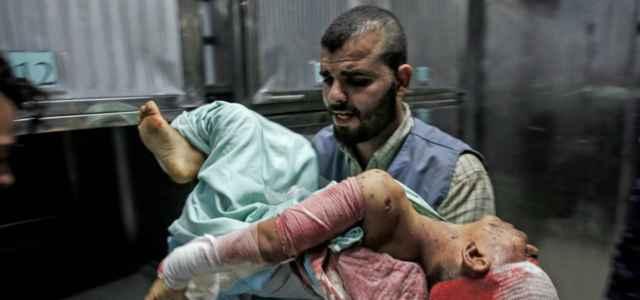 gaza palestinesi israele 2 lapresse1280 640x300