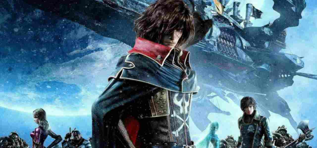 Capitan Harlock, Italia 1/ Streaming video del film ispirato al cartone ...