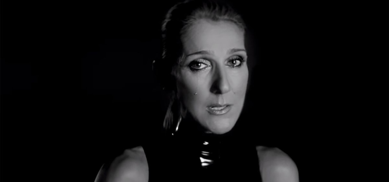 Céline Dion Courage/ Video: nuovo album dopo la morte del marito ...