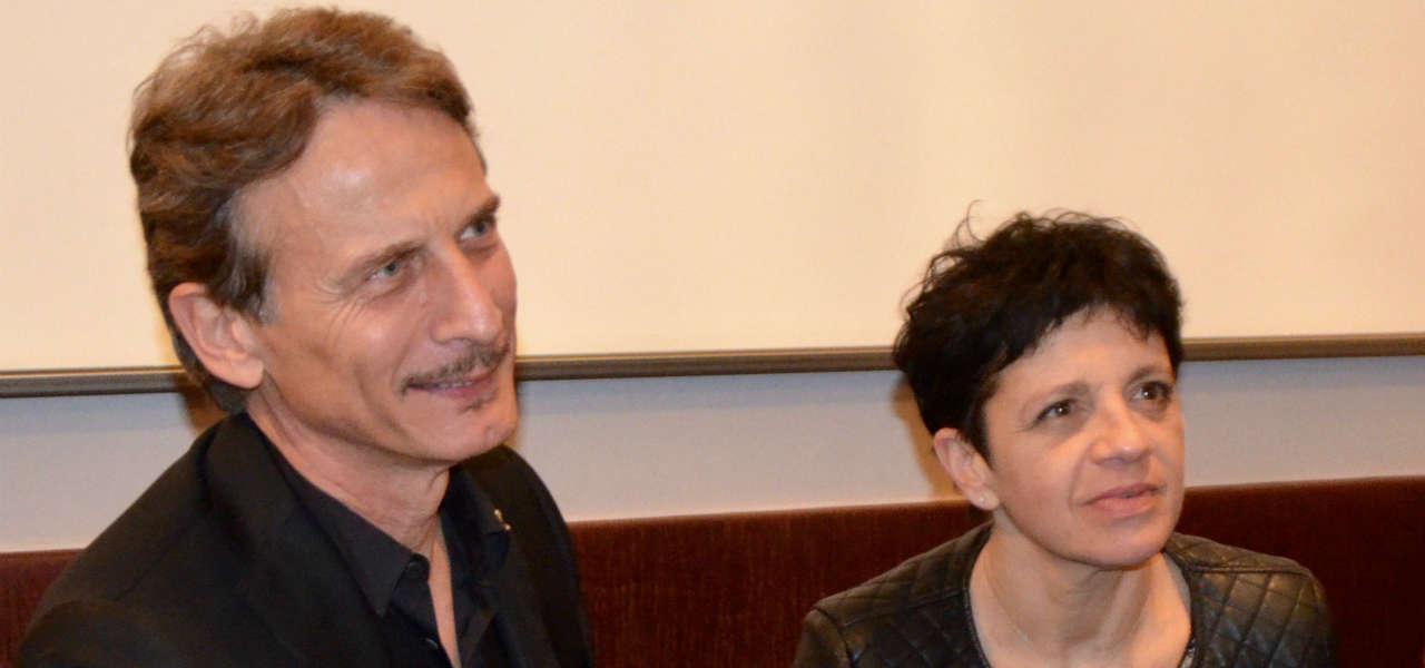 Cesare Bocci e Daniela Spada