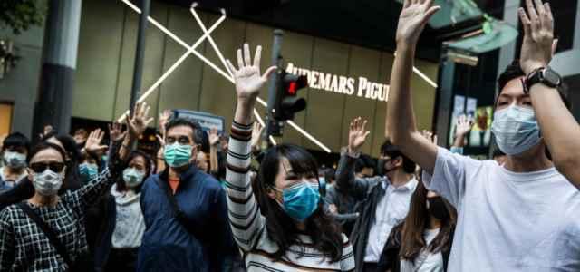 hongkong protesta 3 lapresse1280 640x300