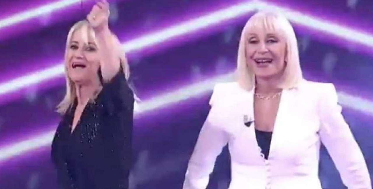 Luciana Littizzetto Raffaella Carra screen