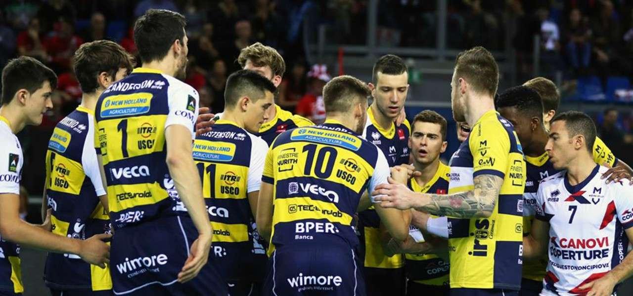 Modena volley gruppo facebook 2019
