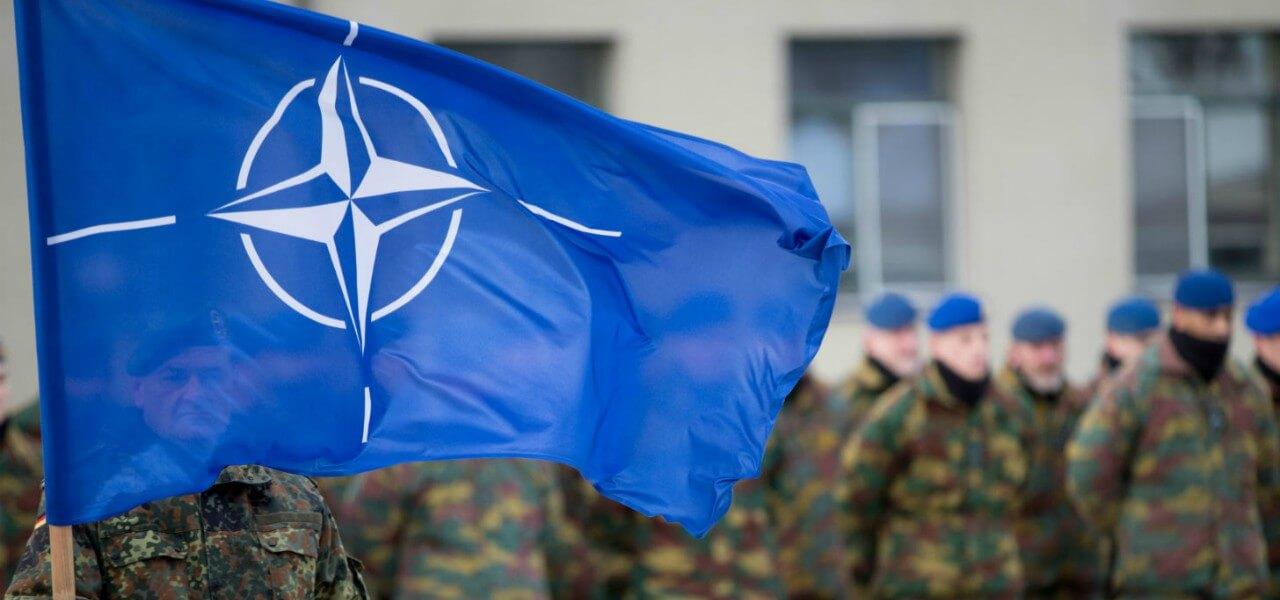 Nato bandiera