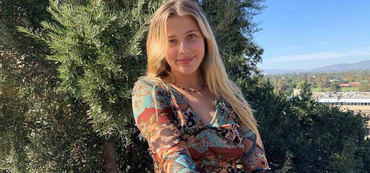 Jaqueline Luna, figlia di Heather Parisi