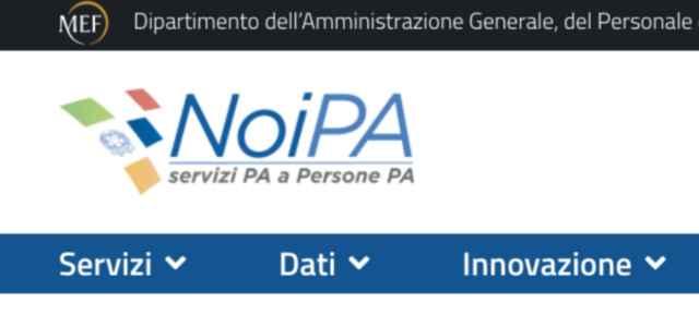 NoiPa, portale PA