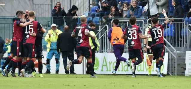 Diretta Cagliari Roma Risultato Finale 3 4 Streaming Tv Ultimi Minuti Vibranti