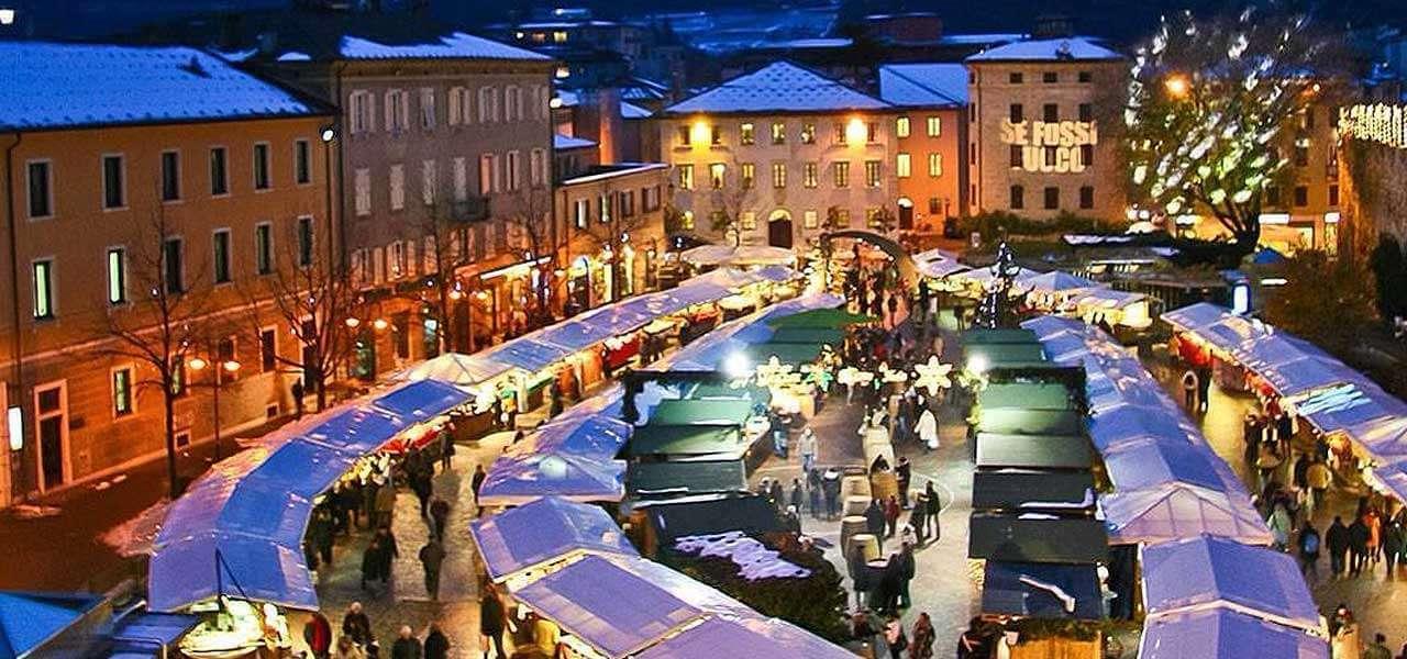 Mercatini Di Natale Trento 2020.Mercatini Di Natale 2019 I Piu Belli D Italia Da Trento A Verona Passando Per Arezzo