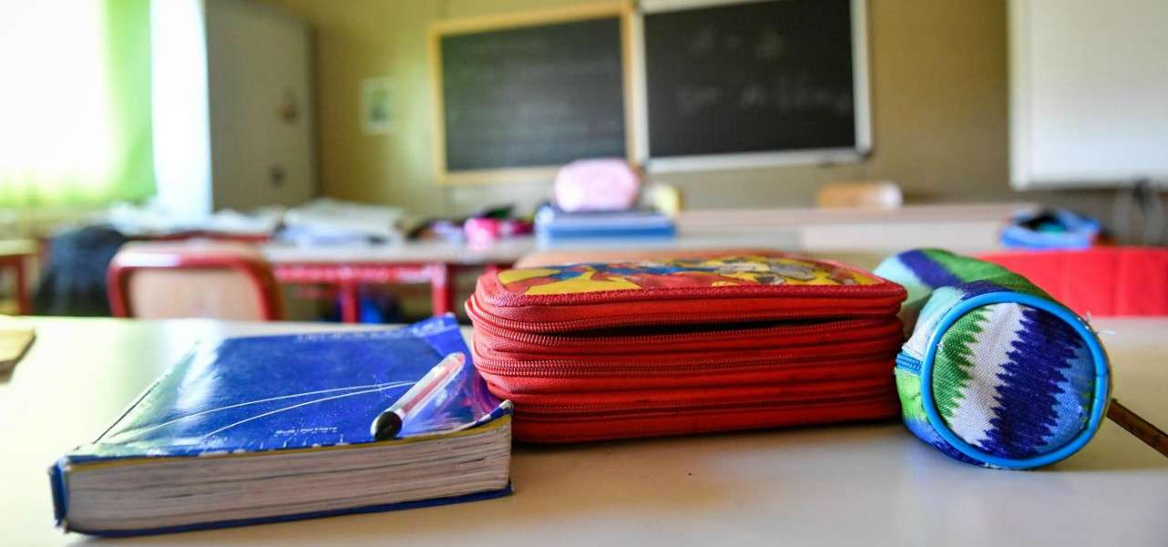 ultimo giorno di scuola in classe ascani