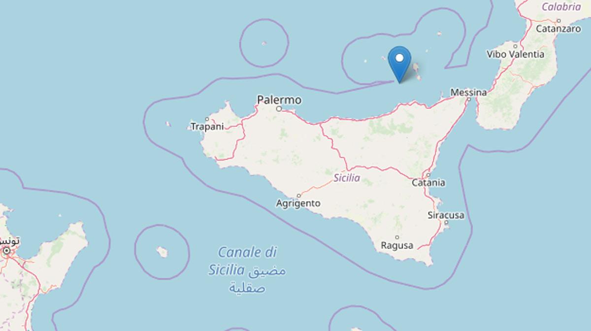terremoto sicilia 2019