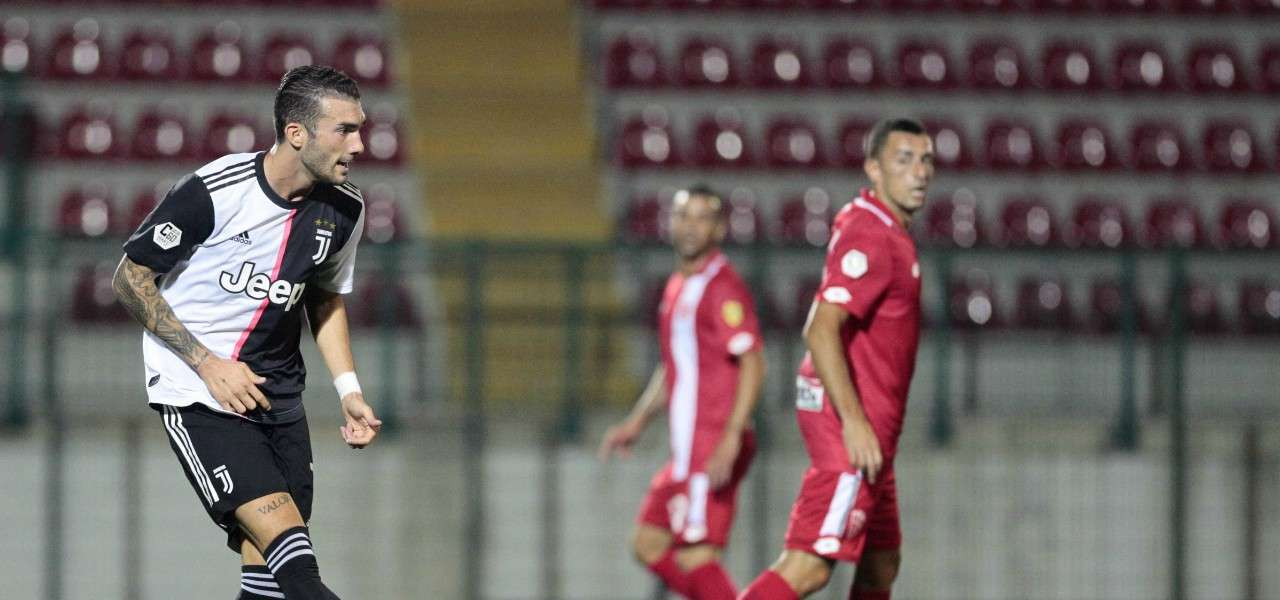 Eric Lanini Juventus U23 lapresse 2019