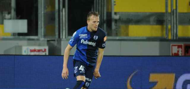 Chievo, Lorenzo Dickmann (Foto LaPresse)