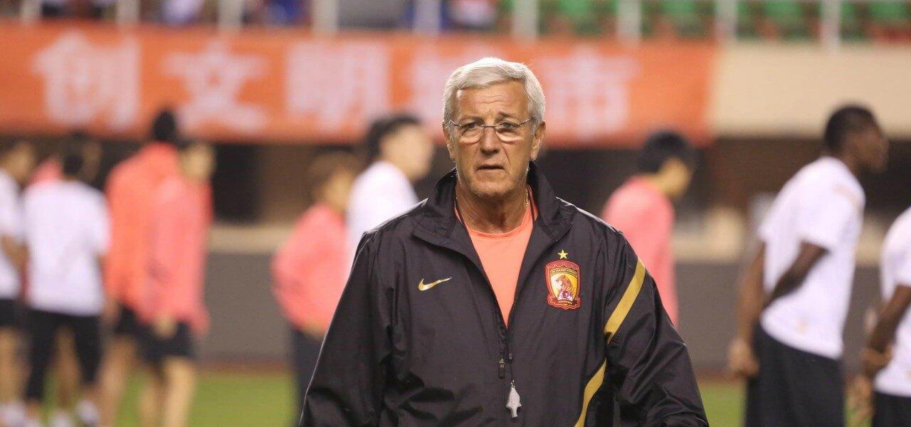 Marcello Lippi Guangzhou Evergrande lapresse 2019