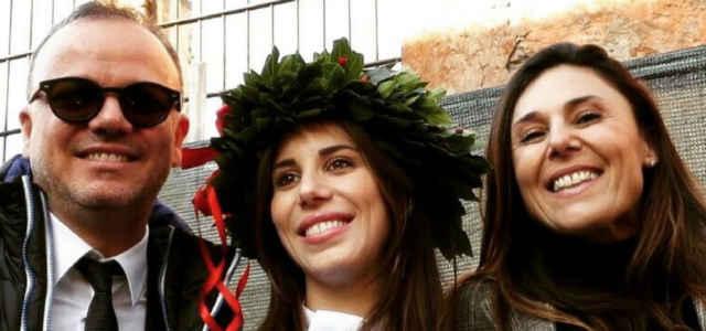 Gigi D'Alessio, Carmela Barbato e la figlia Ilaria