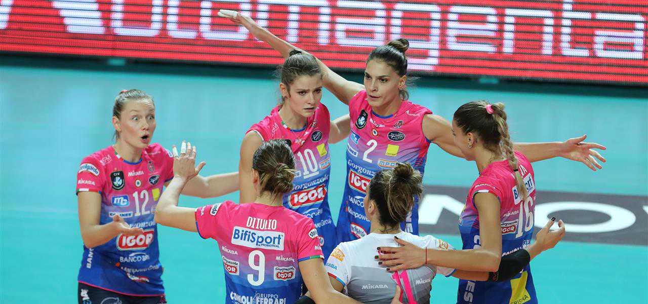 Novara volley