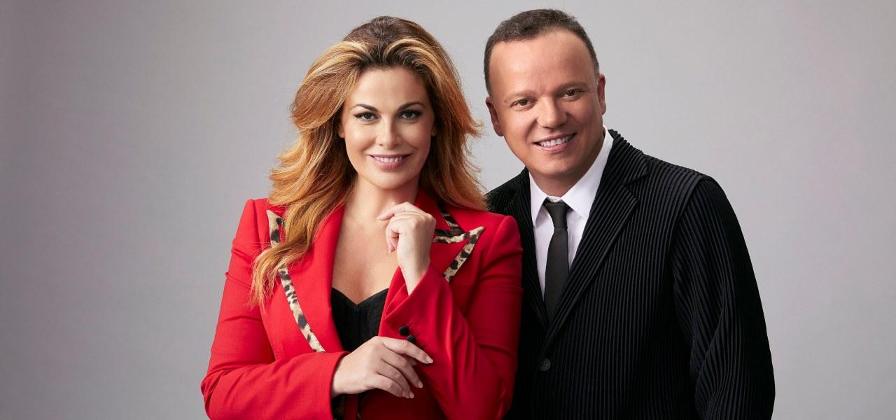 Vanessa Incontrada e Gigi D'Alessio