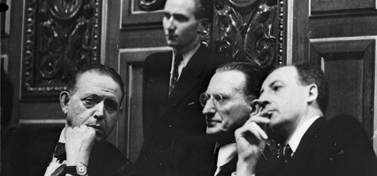 degasperi saragat conferenza pace parigi 1946lapresse1280