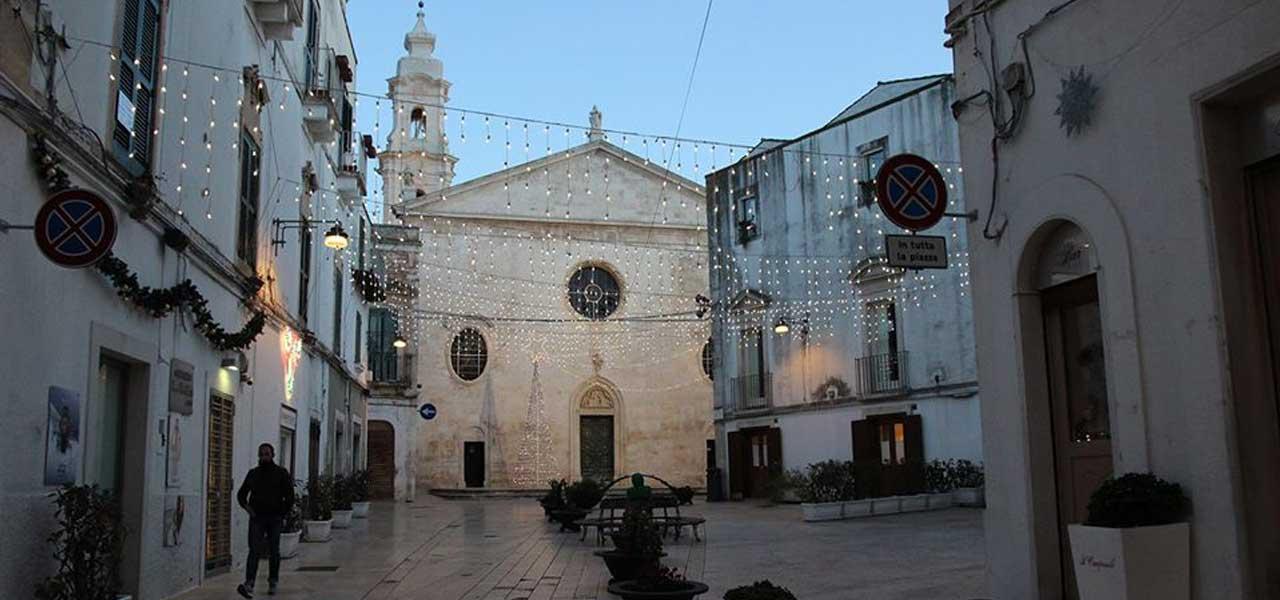 Noci in Puglia