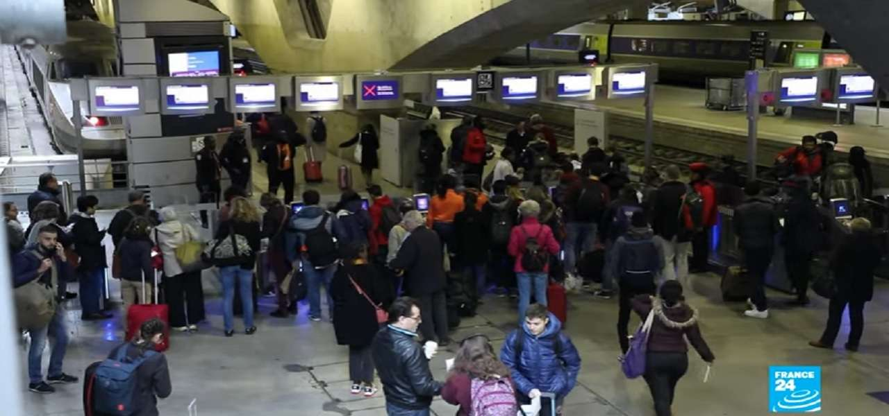 sciopero francia 2019 france24