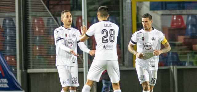 Spezia gol