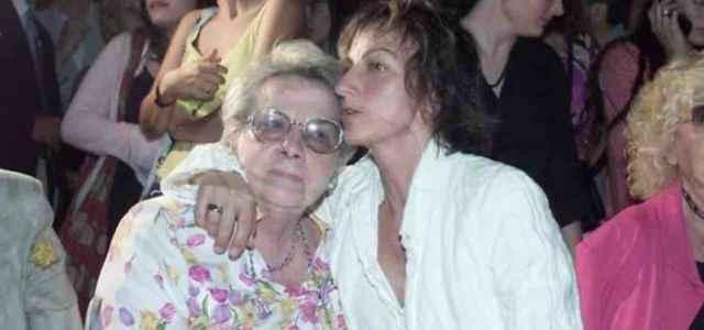 Danilo Nannini e Giovanna Cellesi, genitori Gianna Nannini