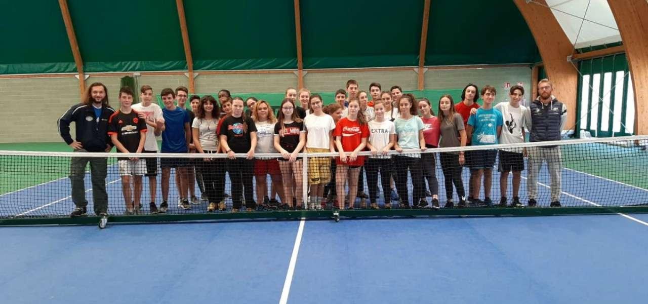 Tennis Crema liceo web 2019