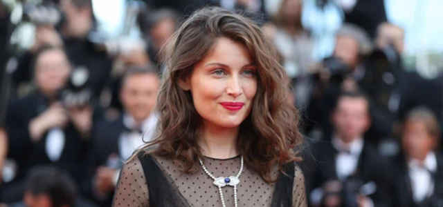 L'attrice Laetitia Casta