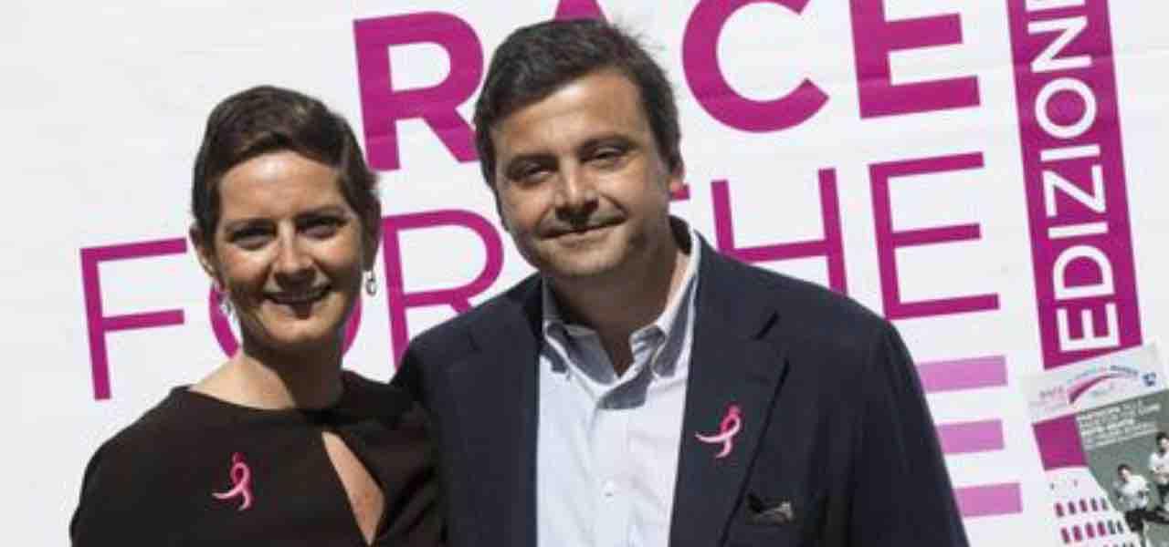 Violante Guidotti Bentivoglio, moglie Carlo Calenda