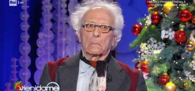 "Giampiero Mughini a ""Vieni da me"""