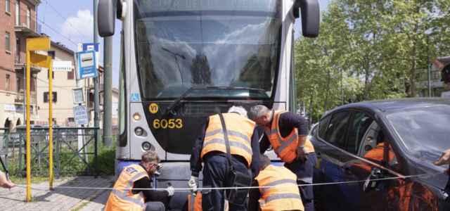 Incidente tram Gtt