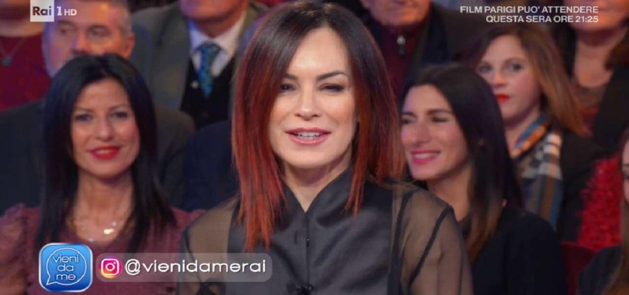 """Alexia/ """"Mio marito Andrea Camerana è il mio number one"""" (Vieni ..."""