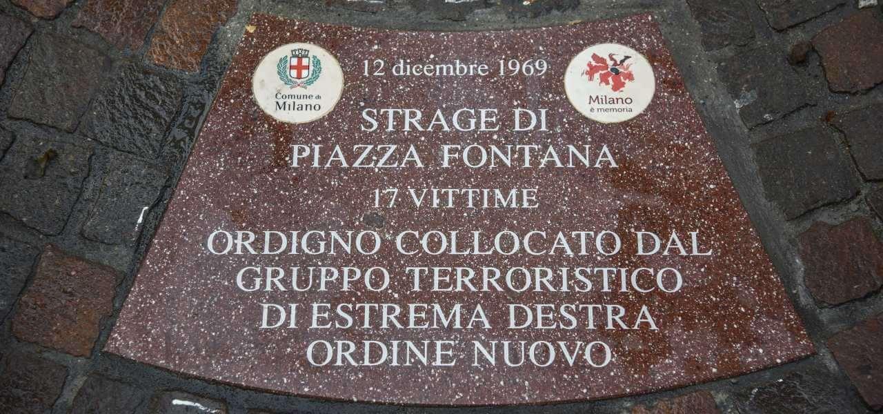 piazza fontana 2019 lapresse